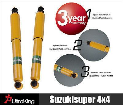 Front STD Holden Jackaroo & Monterey UBS 4WD  Station Wagon  Shock Absorbers