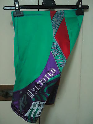 PANTALONCINO CICLISMO UNLIMITED SHORT CYCLING BICI SPINNING BICICLETTA AFFARE