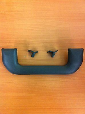 Genuine Vauxhall Zafira B Seat Grab Handle Row 3 and Clips 13178809 13178813