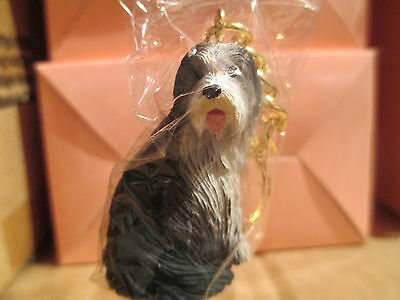 Bearded Collie ~ Key Chain ~ Great Gift Item