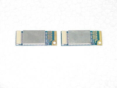 TWO Dell TrueMobile HY157 Bluetooth Wireless Card HY 157
