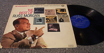 The Best of Russ Morgan EVEREST LP #5221