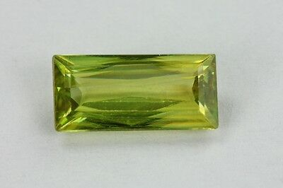 1.27 Carats Natural Sphene - Rectangle