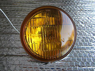 Vintage Fog Light Sealed Beam Replacement 4 Inch For Chevy Ford Dodge Plymouth