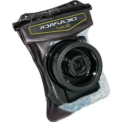 Pro WP6 waterproof camera case for Nikon Coolpix S9300 S8200 S30 L26 S6200 S6100