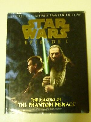 Star Wars Episode I: The making of The Phantom Menace