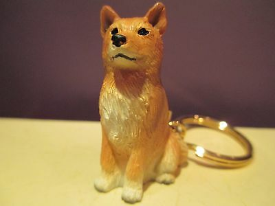 Finnish Spitz  ~  Key Chain ~ Great Gift Item