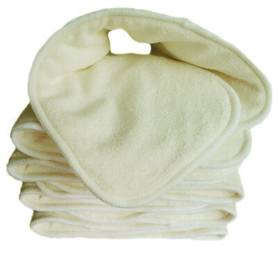 u pick baby cloth Pocket diaper nappy reusable washable changing insert(bamboo)