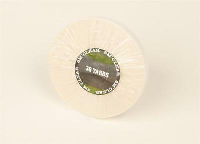 "Walker Tape Clear 1/2"" x 36 Yards Hair Replacement System Wig Adhesive"