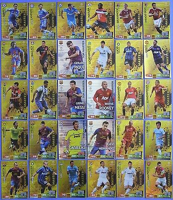 Panini Champions League 2012 - Top Master - Master - Adrenalyn XL 11 12