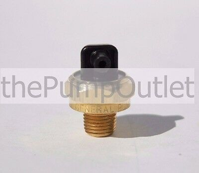 """1/4"""" Male Pipe Thread Thermal Relief Valve by General Pump Pressure Washer Valve"""