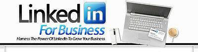 """LinkedIn For Business"" Powerpoint Training Course on 1 CD"