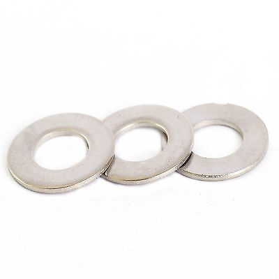 M5 M6 M8 M10 M12 A2 Stainless Steel Thin Flat Form B Washers Plain Washer
