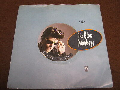 "PICTURE SLEEVE 7"" - The Blow Monkeys - Digging Your Scene -  - pb40599"