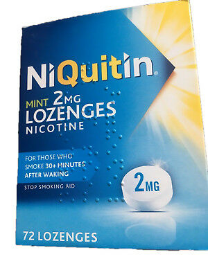 NiQuitin 2mg Mint Gum 96 Pieces