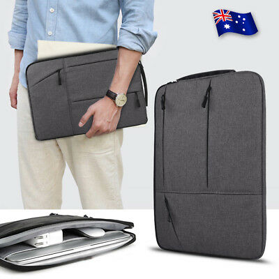 Zipper Sleeve Carry Laptop Notebook Bag Case For Apple Macbook Pro Air 13.3 13