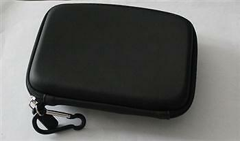 4.3 inch GPS SAT NAV CARRY CASE COVER WALLET FOR GARMIN NUVI 465T 465TF