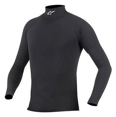 Alpinestars AYC Summer Tech Performance Base Layer Long Sleeve Shirt SM