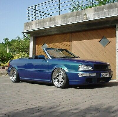 AUDI 80 Typ89  B4 Cabrio Coupe S2 RS2-Line FACELIFT ABS Frontstoßstange