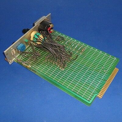 Reliance Electric Voltmeter Test Card Tstb 0-51811-1 *Pzf*