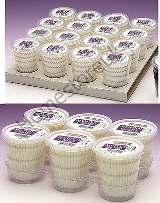 Non Stick Fairy Cup Cake Muffin Cases Small Mini Petit White Paper Grease Proof