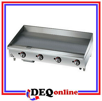 """Star 624MF STAR-MAX 24"""" Manual Countertop Gas Griddle Grill"""