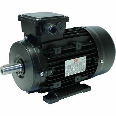 0.37 KW 1/2 HP Three (3) Phase Electric Motor 1400 RPM 4 Pole .37KW 1/2 HP
