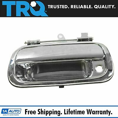 Chrome Tailgate Tail Gate Handle for 00-06 Toyota Tundra Pickup Truck