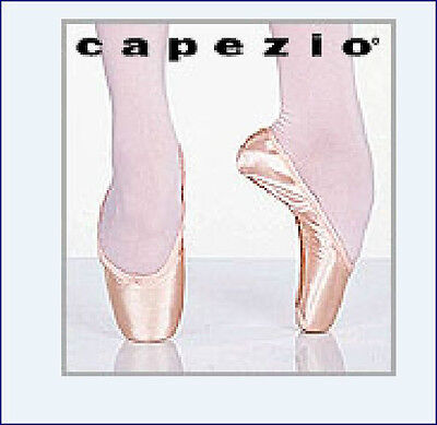 Capezio Pointe Shoes: Aerial, Contempora And Odette Retails From $80. To $90.