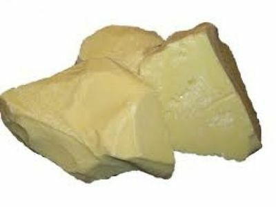 Raw Organic COCOA BUTTER Cold Pressed 3 Lbs Pure GHANA Cacao Premium Quality