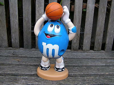 VINTAGE MARS INCORPORATED M&M BASKETBALL CANDY DISPENSER