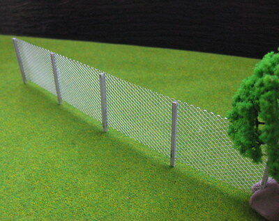 LG7202 1 Meter Model mesh fencing chain link 1:76 OO Scale new