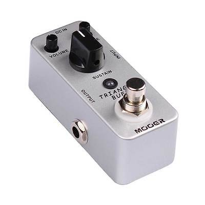 Mooer Audio Triangle Buff Big Muff-Style Guitar Fuzz Pedal - New!