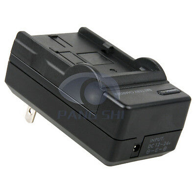 Battery Charger For KODAK KLIC-8000 RICOH DB-50 Easyshare Z1012 IS Z1085 IS Q077
