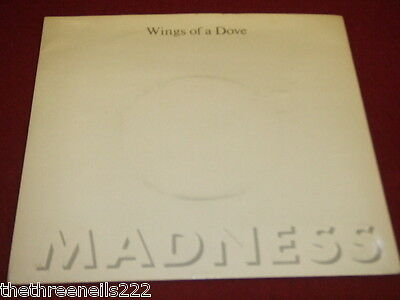 """Vinyl 7"""" Single - Madness - Wings Of A Dove - Buy 181"""