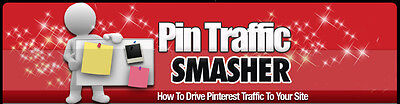 How To Generate Traffic With Pinterest  -10 Part, Video Course on 1 CD