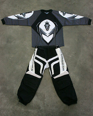 Motocross Pants and Jersey, Warrior, new, dirt mx/mountain bike, kids to adult