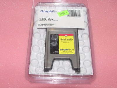 NEW Memory Card CF CompactFlash Card PCMCIA Adapter TYPE1 OR TYPE2/AMIGA,JANOME