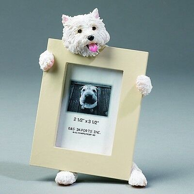 West Highland Terrier Picture Frame #45