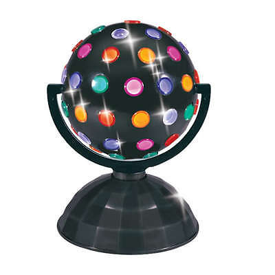 Dual Direction Rotating Disco Ball Light Large 215mmDia