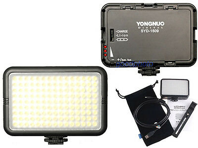 Yongnuo 135 LED SYD-1509 Photo Continuous Video Light for Camera DV Camcorder