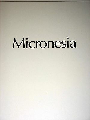 MICRONESIA MIKRONESIEN Sammlung Collection 1984 - 1993 in SAFE DUAL PP VD MNH