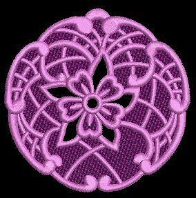 Lace Doilies & Bookmarks Machine Embroidery Designs CD