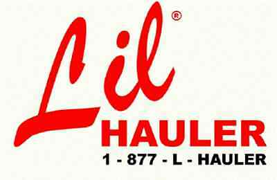 Lil Hauler is for sale! Trademark, Domain Name, 877-L-HAULER, & Business Concept
