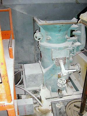 3 HP Sturtevant Rotary Fine Crusher Model 0  Item #8442
