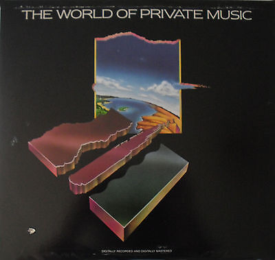 33 giri THE WORLD OF PRIVATE MUSIC-YANNI, PATRICK O'HEARN, LUCIA HWONG (New Age)