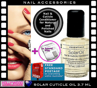 Creative Nail Design Solar Oil Nail and Cuticle Conditioner 3.7ml - #1 Oz Seller