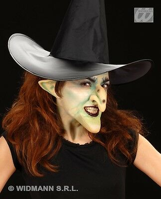 F/x Theatrical Effect Witch Set Nose Ears Chin Halloween Fancy Dress Accessory