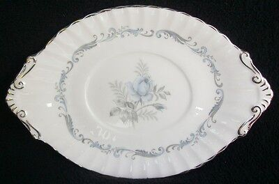 Paragon Fine Bone China Morning Rose Gravy Boat Underplate Only