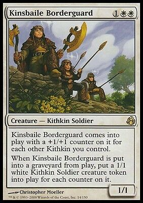 GUARDIA DI CONFINE DI KINSBAILE - KINSBAILE BORDERGUARD Magic MOR Mint